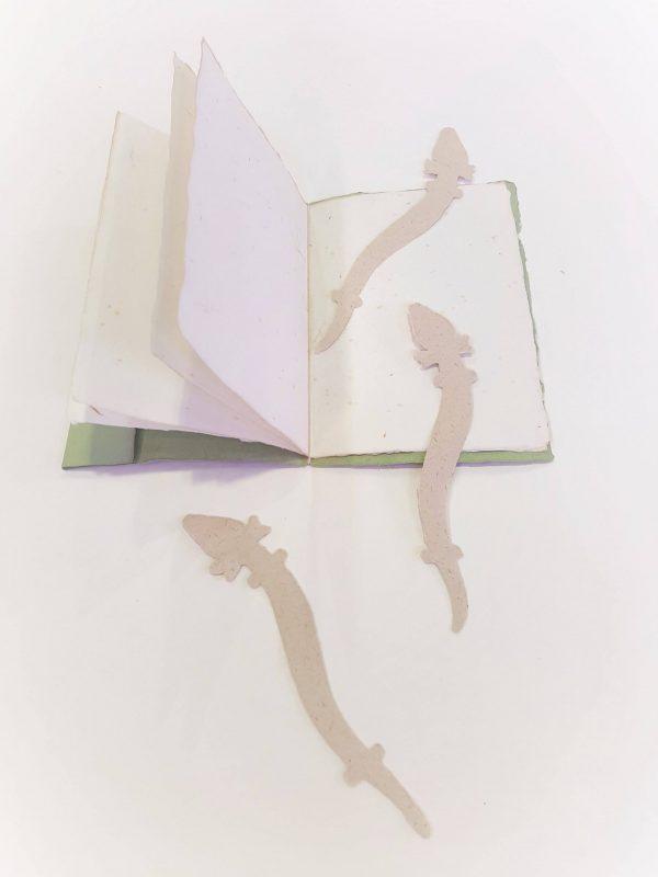 Knjižno kazalo človeška ribica